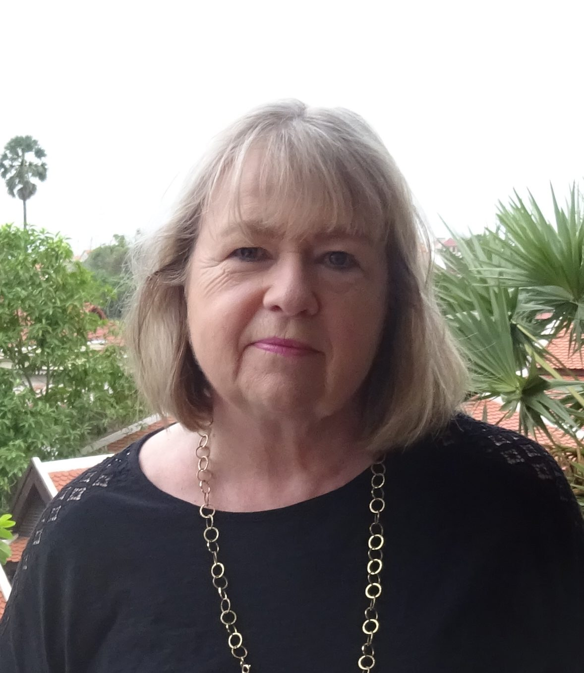 Elizabeth Wilson (née Mills)